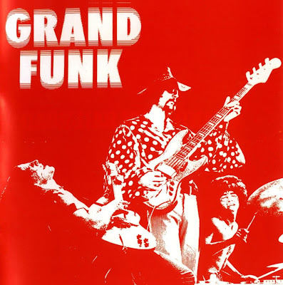 Grand Funk Railroad ~ 1969 ~ Grand Funk