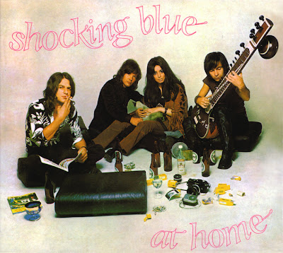 Shocking Blue ~ 1969 ~ At Home