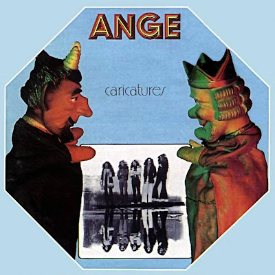 Ange ~ 1972 ~ Caricatures