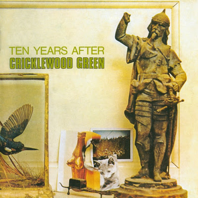 Ten Years After ~ 1970 ~ Cricklewood Green