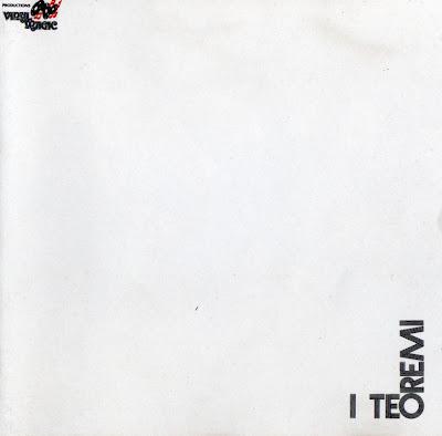 I Teoremi ~ 1972 ~ I Teoremi