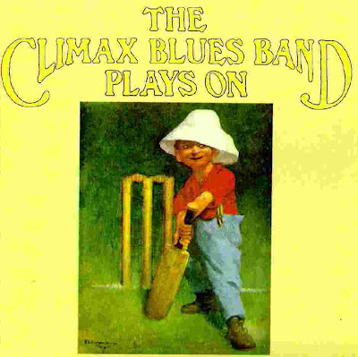 the Climax Blues Band ~ 1969 ~ Plays On