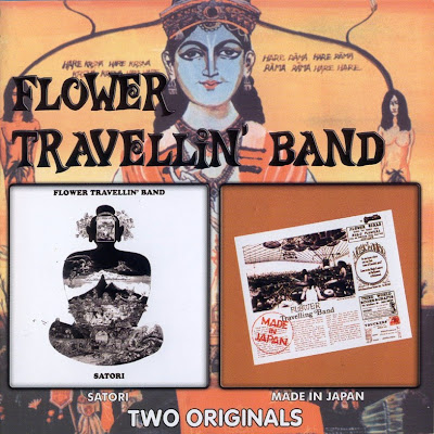 Flower Travellin' Band ~ 1971 ~ Satori + 1972 ~ Made in Japan