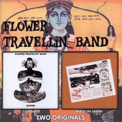 Flower Travellin' Band ~ 1971 ~ Satori + 1972 ~ Made in Japan