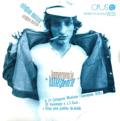 Collegium Musicum ~ 1971 ~ Konvergencie