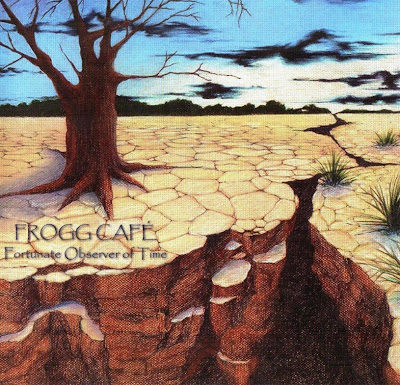 Frogg Café ~ 2005 ~ Fortunate Observer of Time