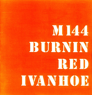 Burnin' Red Ivanhoe ~ 1969 ~ M144