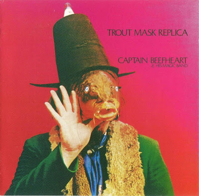 Captain Beefheart & the Magic Band ~ 1969 ~ Troutmask Replica