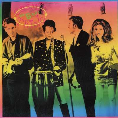 the B-52's ~ 1989 ~ Cosmic Thing