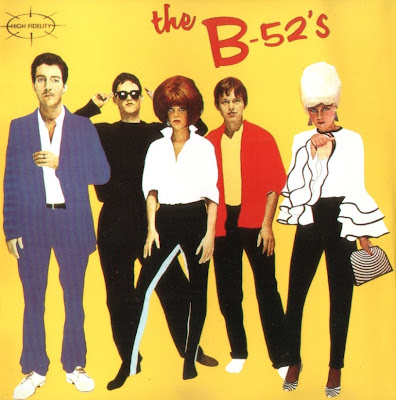 the B-52's ~ 1979 ~ The B-52's