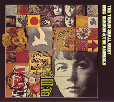 Eric Burdon & the Animals ~ 1968 ~ The Twain Shall Meet