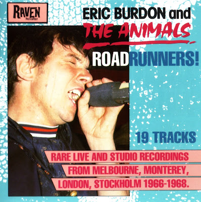 Eric Burdon & the Animals ~ 1990 ~ Roadrunners!