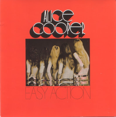 Alice Cooper ~ 1970 ~ Easy Action