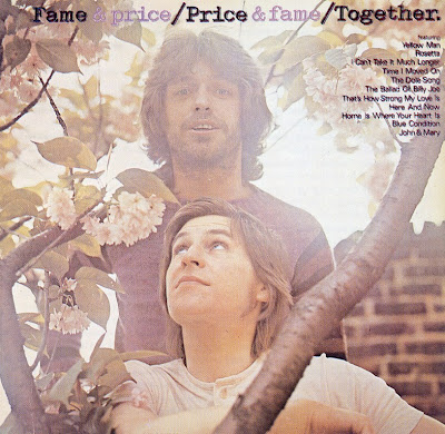 Georgie Fame & Alan Price ~ 1971 ~ Fame and Price, Price and Fame: Together!
