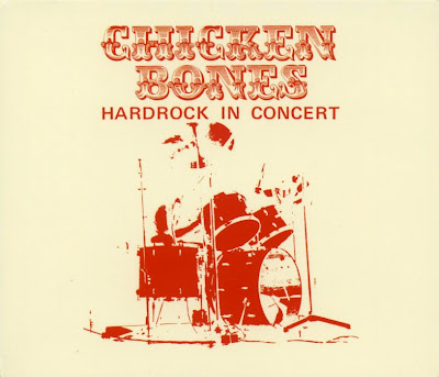 Chicken Bones ~ 1975 ~ Hardrock In Concert