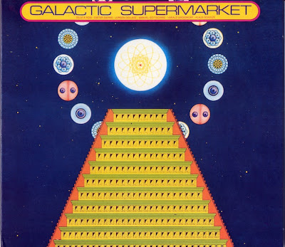 Cosmic Jokers ~ 1974 ~ Galactic Supermarket