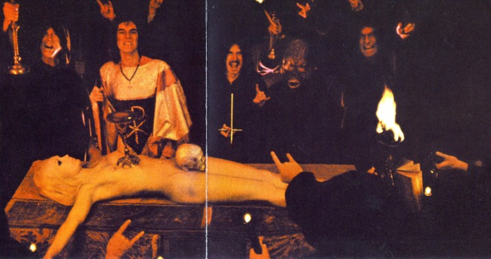 Coven ~ 1969 ~ Witchcraft Destroys Minds And Reaps Souls (inside)