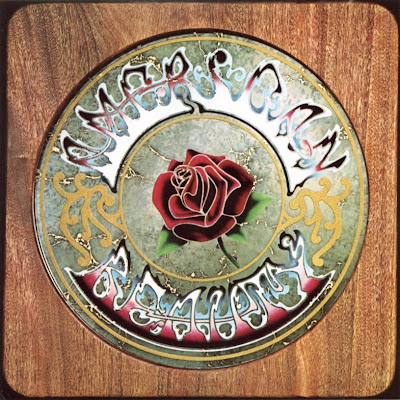the Grateful Dead - 1970 - American Beauty