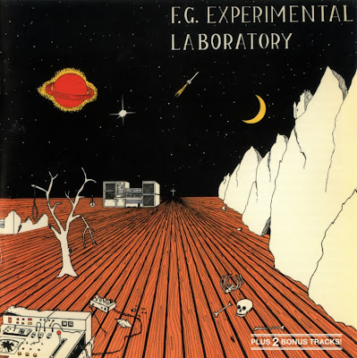 F.G. Experimental Laboratory ~ 1975 ~ Journey Into A Dream
