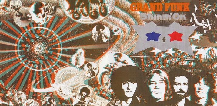 Grand Funk ~ 1974 ~ Shinin' On