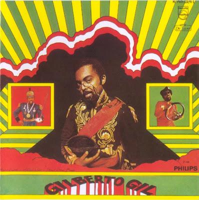 Gilberto Gil com Os Mutantes ~ 1968 ~ Gilberto Gil