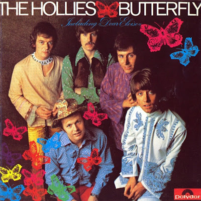 the Hollies ~ 1967 ~ Butterfly