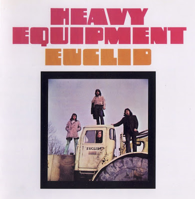 Euclid ~ 1970 ~ Heavy Equipment