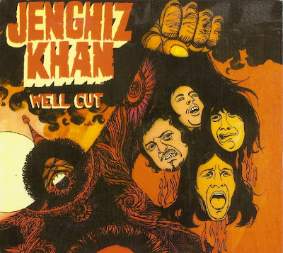 Jenghiz Khan ~ 1971 ~ Well Cut