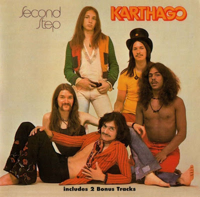 Karthago ~ 1973 ~ Second Step