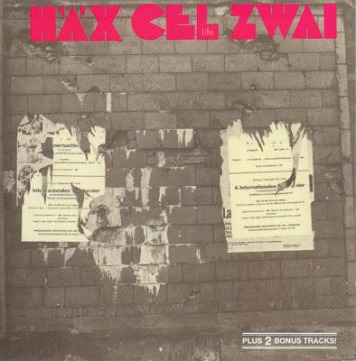 Häx Cel ~ 1972 ~ Zwai
