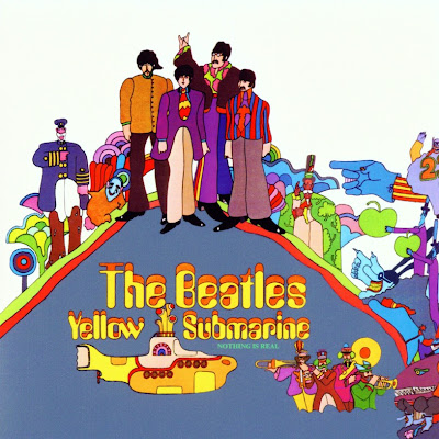 the Beatles ~ 1969 ~ Yellow Submarine