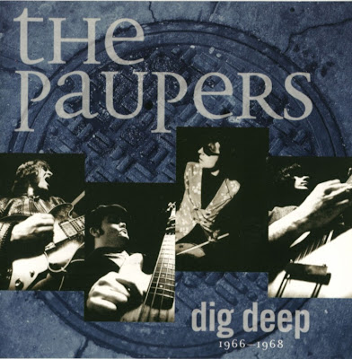 the Paupers ~ 1999 ~ Dig Deep