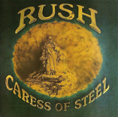 Rush ~ 1975 ~ Caress of Steel