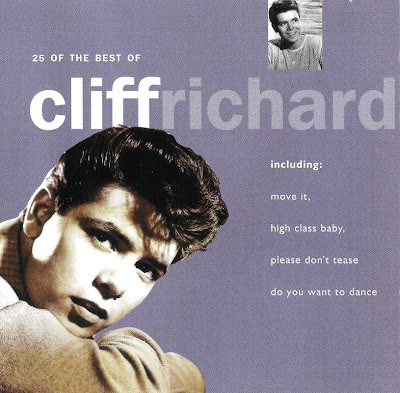 Cliff Richard ~ 1997 ~ 25 of Best of Cliff Richard