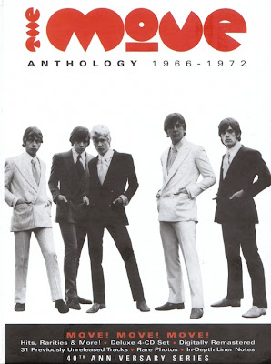the Move ~ Anthology 1966 - 1972