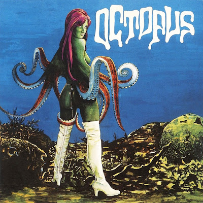 Octopus ~ 1970 ~ Restless Night