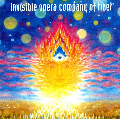 Invisible Opera Company of Tibet ~ 1987 ~ Invisible Opera Company of Tibet