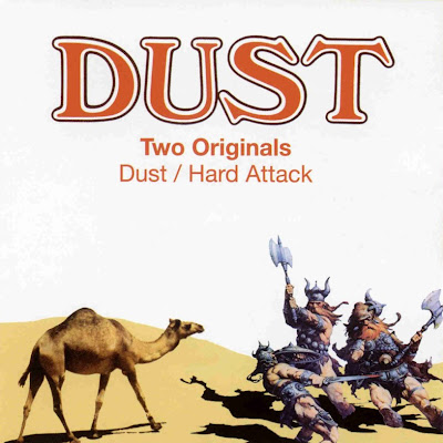 Dust ~ 1971 ~ Dust + 1972 ~ Hard Attack