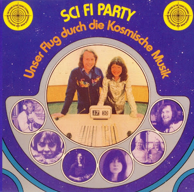 Cosmic Jokers ~ 1974 ~ Sci Fi Party