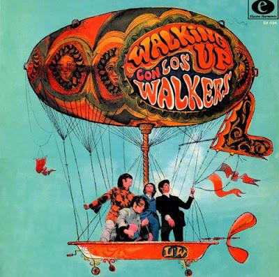 Los Walkers ~ 1968 ~ Walkin up con Los Walkers