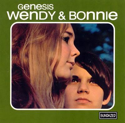 Wendy & Bonnie ~ 1969 ~ Genesis