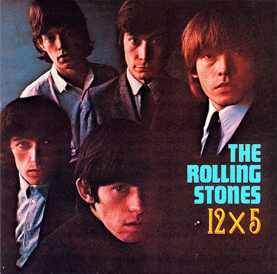 the Rolling Stones ~ 1964b ~ 12 X 5