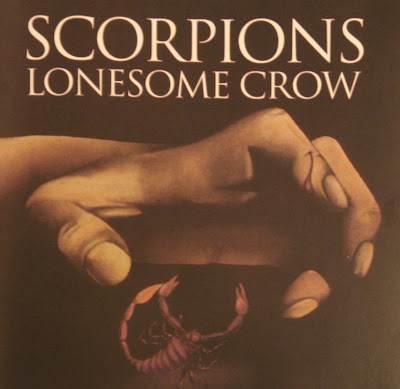 Scorpions ~ 1972 ~ Lonesome Crow