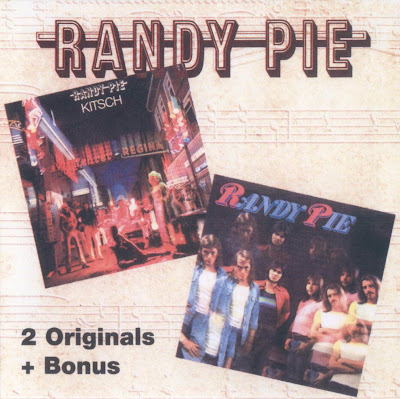 Randy Pie ~ 1973 ~ Randy Pie + 1975 ~ Kitsch