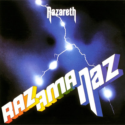 Nazareth ~ 1973 ~ Razamanaz