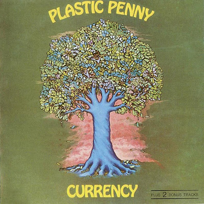 the Plastic Penny ~ 1969 ~ Currency