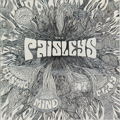 the Paisleys ~ 1970 ~ Cosmic Mind At Play