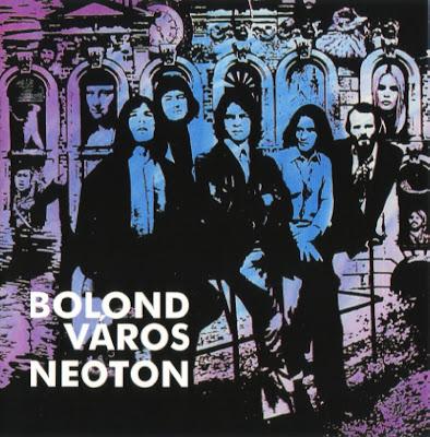 Neoton ~ 1970 ~ Bolond Város