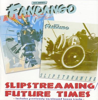 Nick Simper's Fandango ~ 1979 ~ Slipstreaming + 1980 ~ Future Times