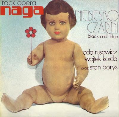 Niebiesko-Czarni ~ 1972 ~ Naga